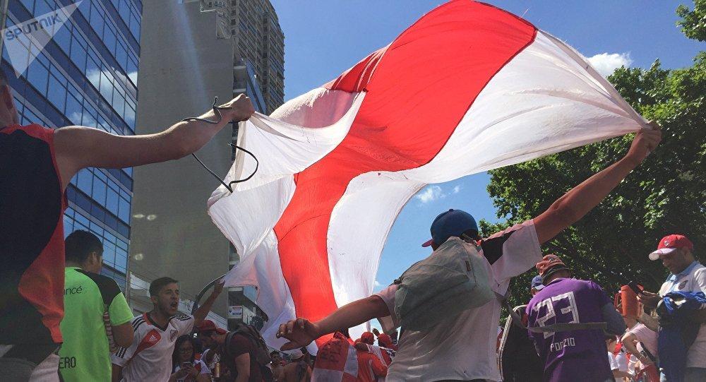 Afición de River Plate