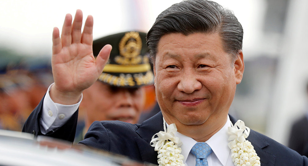 Xi Jinping, presidente de China