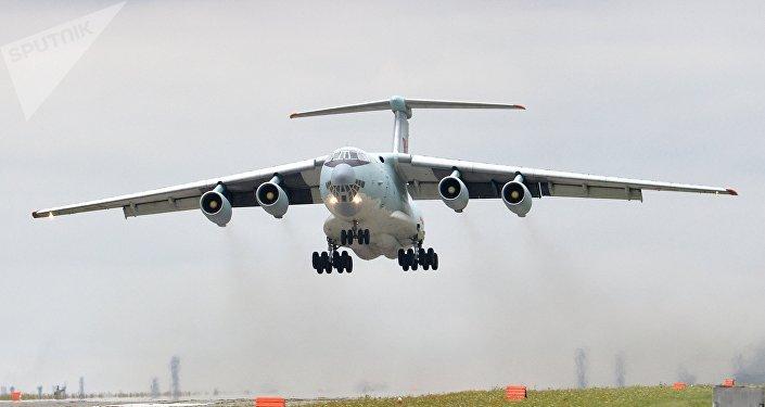 Un Ilyushin IL-76