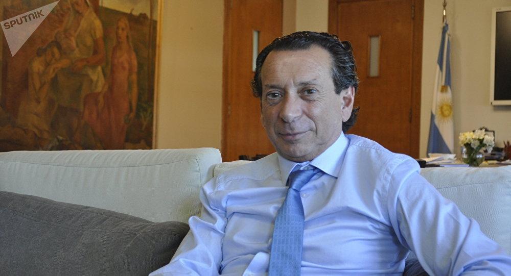 Dante Sica, ministro argentino de Producción y Trabajo