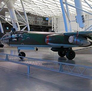 Un Arado Ar-234, foto archivo