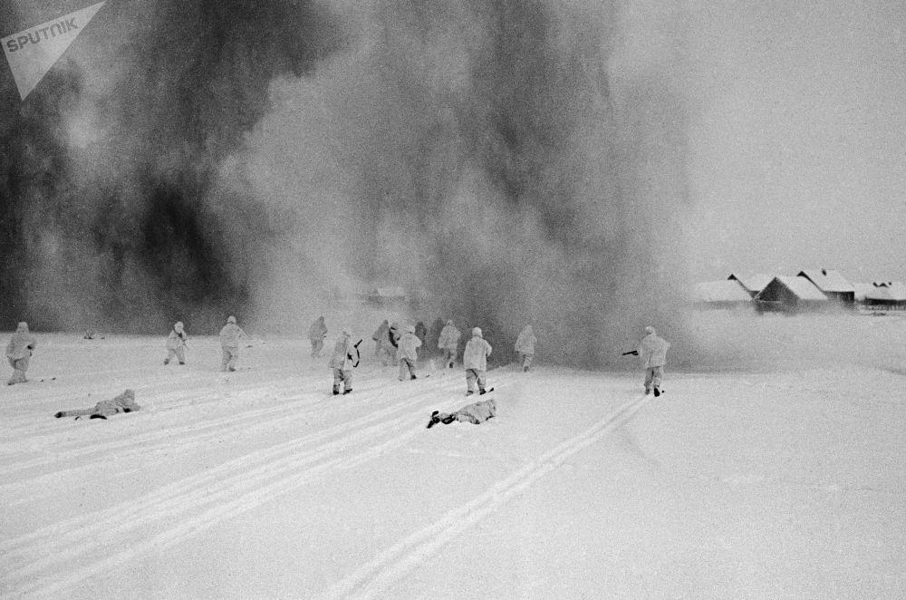 La batalla de Moscú: el inicio de una ruptura en la Segunda Guerra Mundial