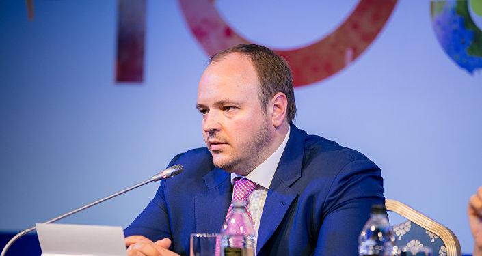 Andréi Gúriev, director general de PhosAgro