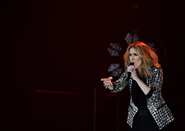 Celine Dion, una cantante canadiense