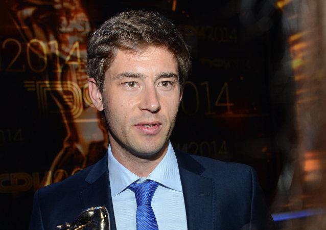 El periodista ruso Timur Siraziev