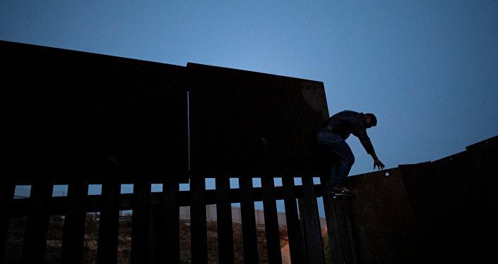 Migración irregular en la frontera entre México y EEUU