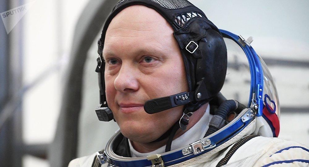 Oleg Artémiev, cosmonauta de Roscosmos