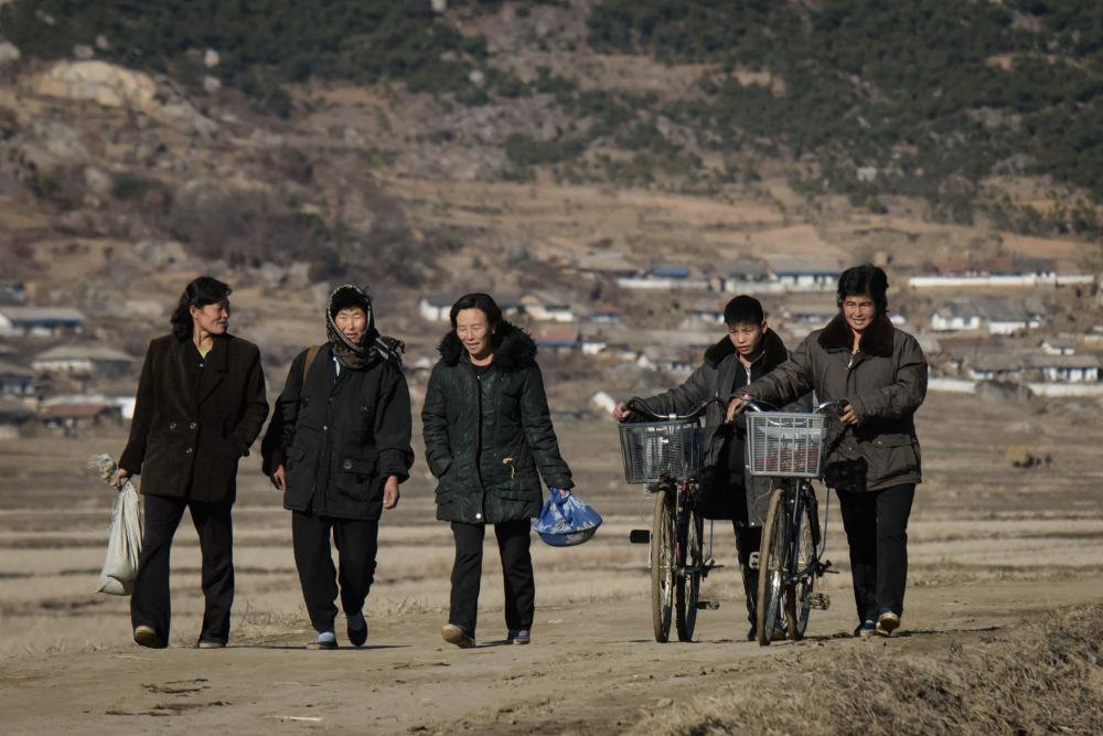 Corea del Norte, un país donde el tiempo se ha detenido
