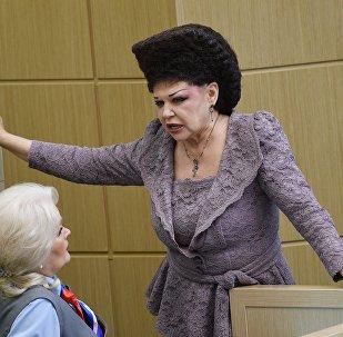 La exsenadora rusa Valentina Petrenko