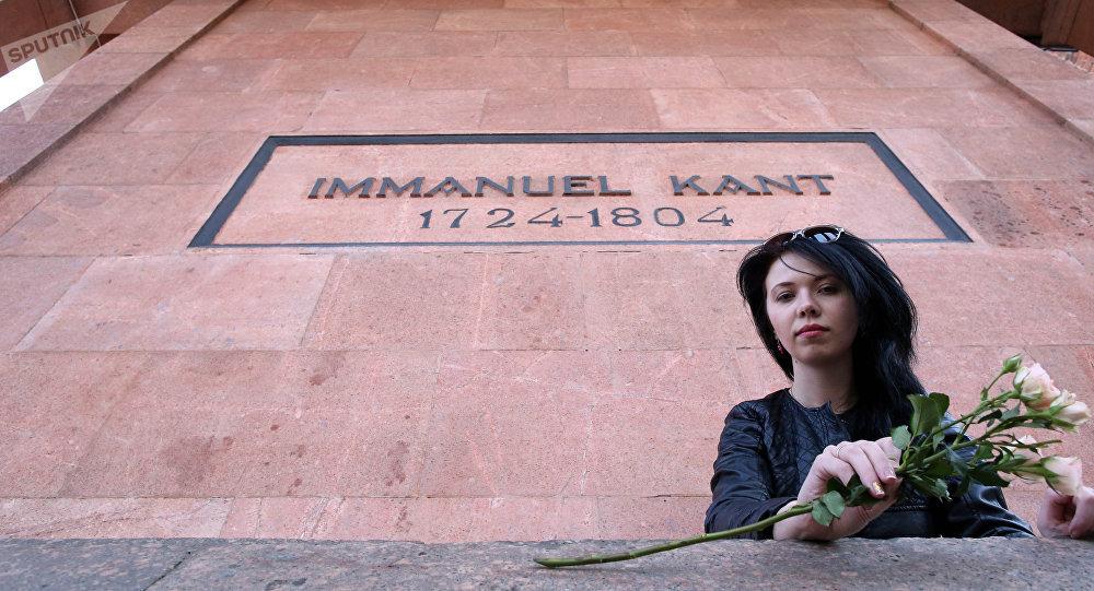 Tumba de Immanuel Kant