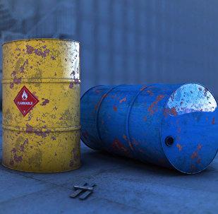 Barriles de petróleo (imagen referencial)