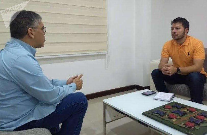 Entrevista con el exministro de Educación de Venezuela, Elías Jaua