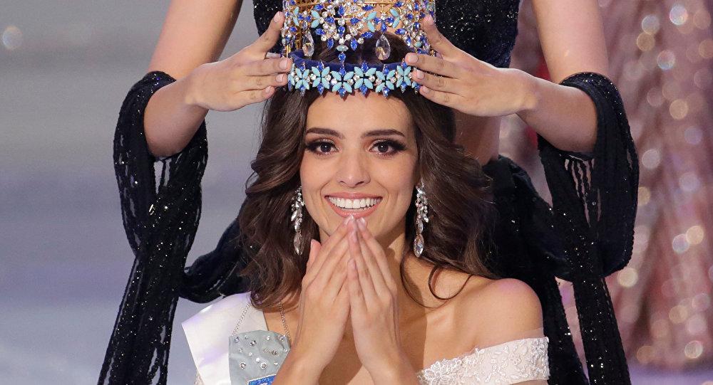 Vanessa Ponce de León, la nueva Miss Mundo 2018