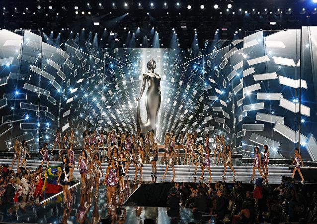 Participantes del concurso Miss Universo