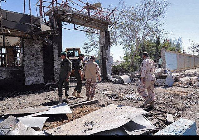 Las consecuencias del atentado en Chabahar