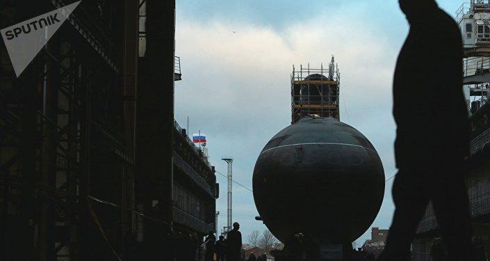 Astilleros del Almirantazgo en San Petersburgo (archivo)