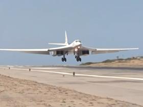 Venezuela recibe las aeronaves militares rusas