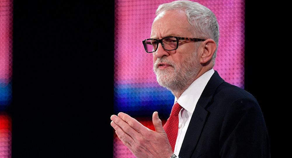 Jeremy Corbyn, el líder de la oposición británica