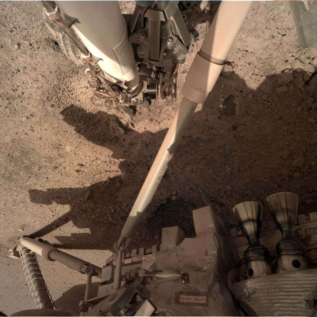 El objetivo de InSight será encontrar agua en Marte