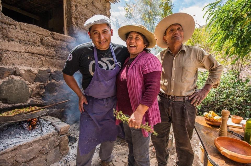 Experiencias turísticas de comunidades indígenas