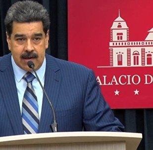 Las declaraciones más fuertes de Maduro durante la rueda de prensa