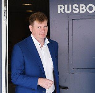 Alexandr Zubkov, presidente de la Federación de Bobsleigh de Rusia