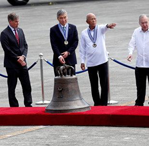 Las campanas de Balangiga