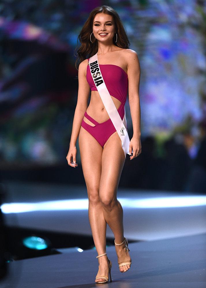 La Belleza En Traje De Baño De Miss Universo 2018 Sputnik