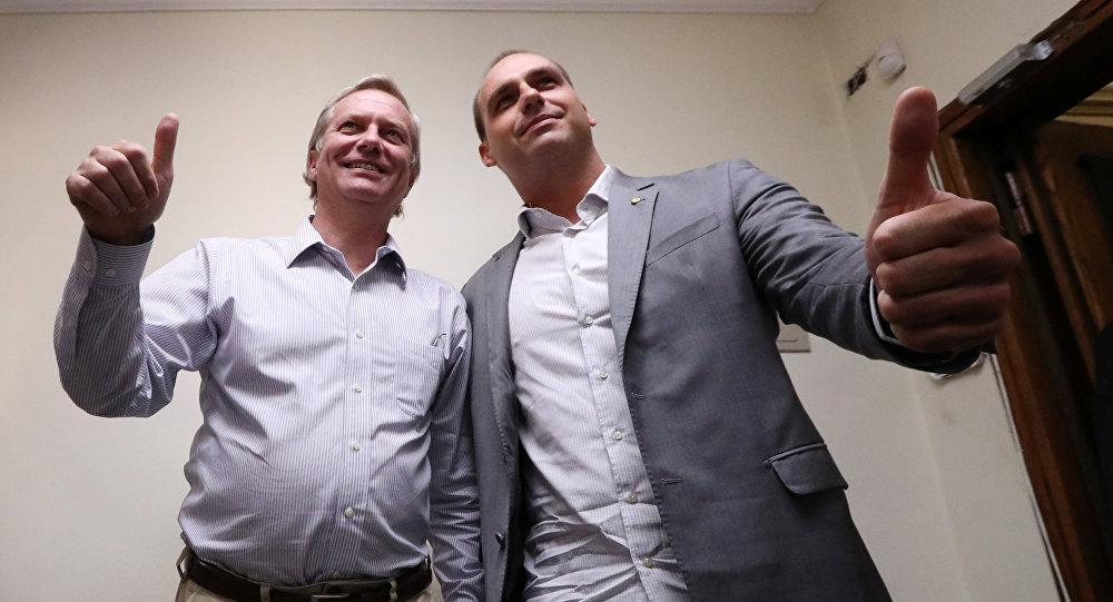 Mauricio Macri confirmó que se reunirá con Jair Bolsonaro en Brasil