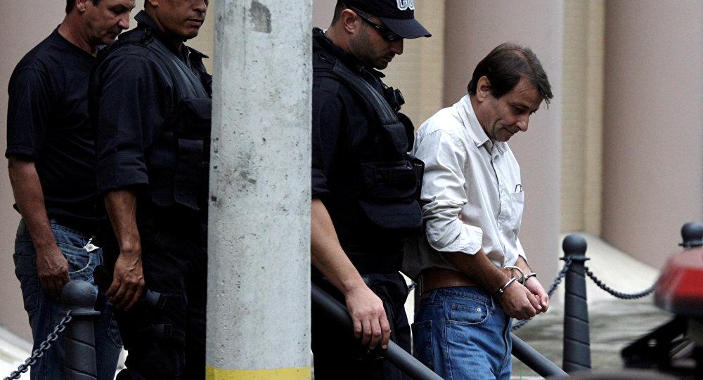 Mundo: Temer firmó extradición de Cesare Battisti