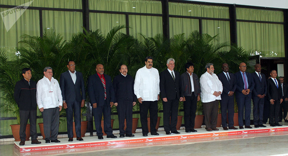 Maduro propone a la ALBA aceptar el petro