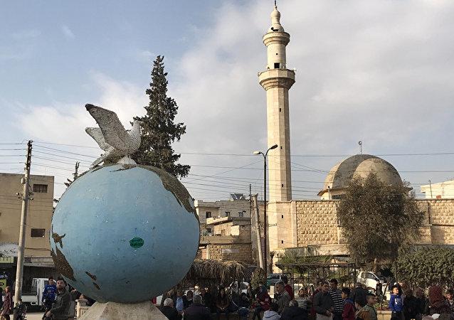 Afrín, Siria (archivo)