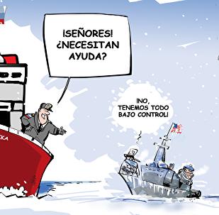 Por qué EEUU se niega a enviar su rompehielos al Ártico