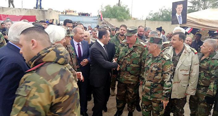 Antiguos terroristas y desertores sirios vuelven a las filas del Ejército