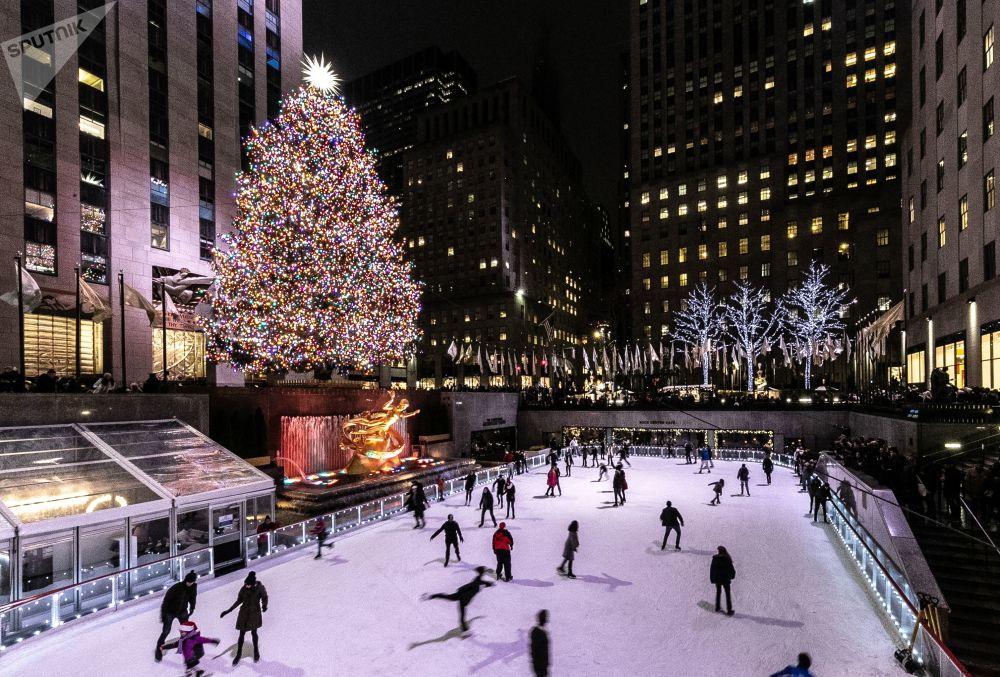 Los árboles de Navidad más insólitos e impresionantes del mundo
