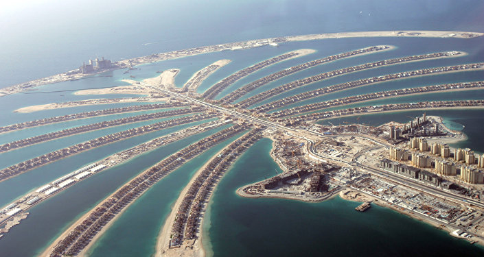 Palm Jumeirah (Emiratos Árabes Unidos)