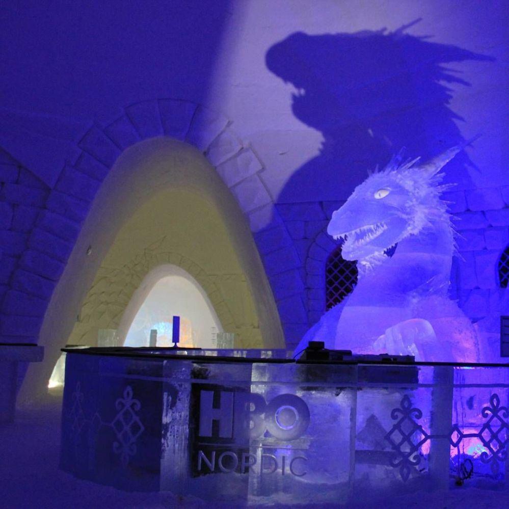 Hay quien prefiere pasar más frío: los hoteles de hielo alrededor del mundo