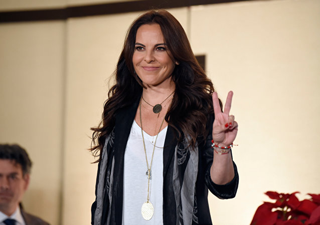 Kate del Castillo, actriz mexicana