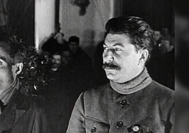 Se conmemora el 139 aniversario del nacimiento de Stalin