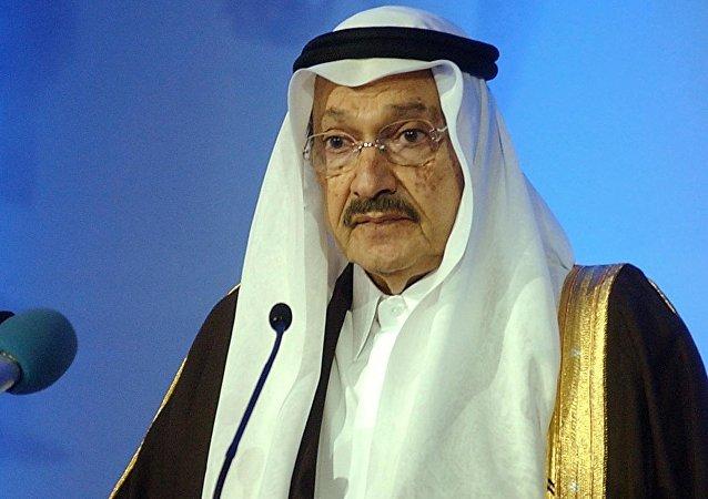 Talal bin Abdulaziz, príncipe saudí