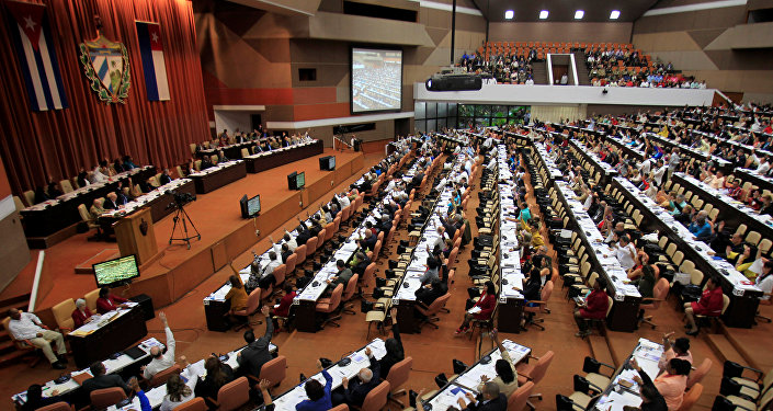 Asamblea Nacional aprueba proyecto para nueva Constitución — Cuba