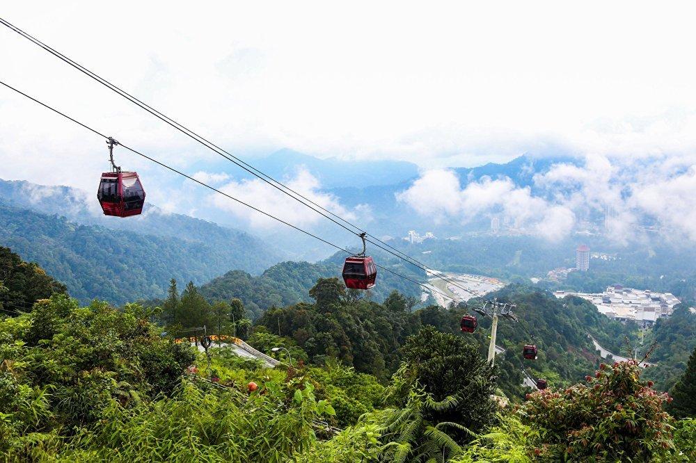 Genting Highlands en Malasia