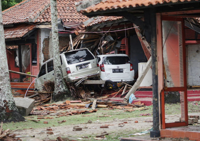 Islas sumidas en el caos: las terribles consecuencias del tsunami en Indonesia