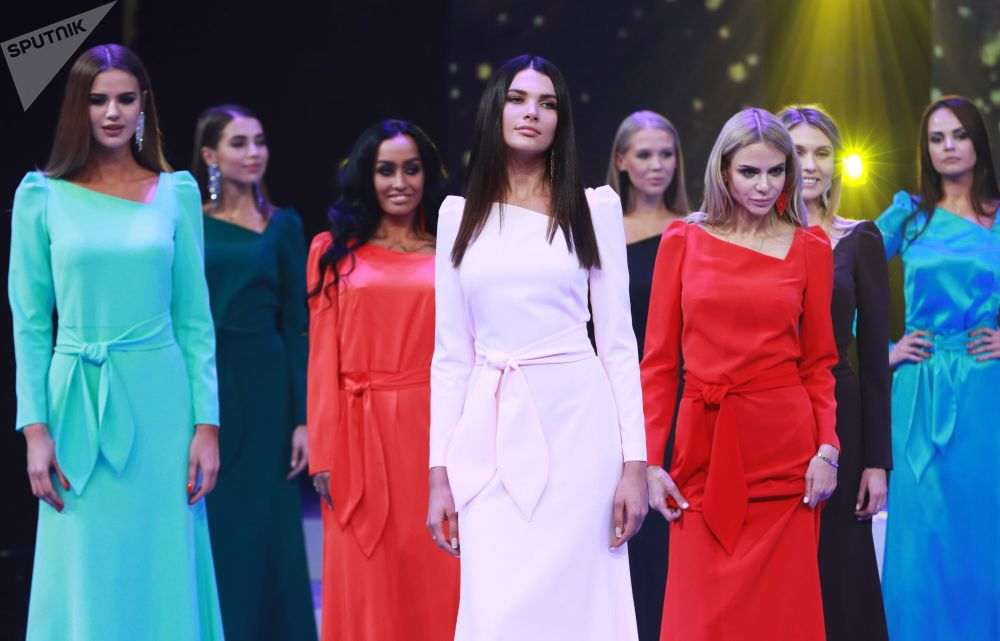 Miss Moscú 2018: estas son las jóvenes más hermosas de la capital rusa
