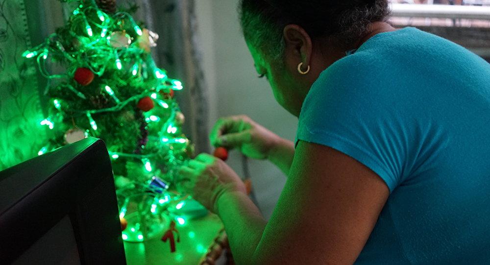 La navidad in cuba