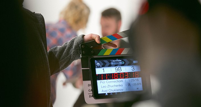 Grabación de una película (imagen referencia)