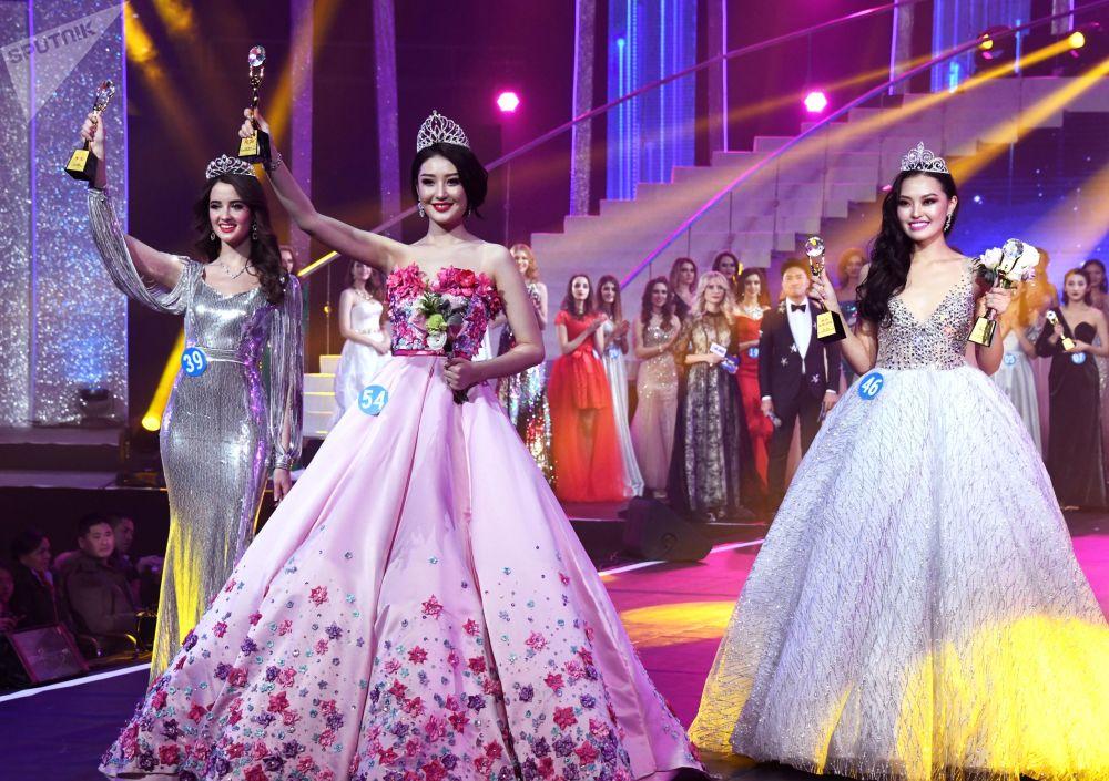 Rusia, China y Mongolia eligen a la Embajadora de la Belleza