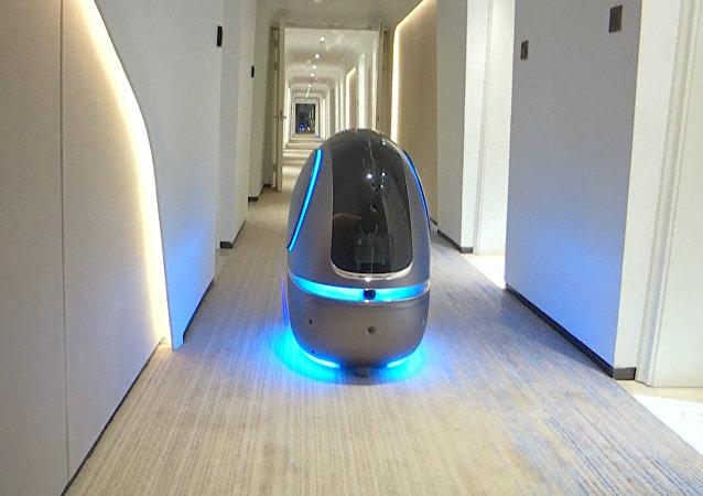 El hotel del futuro abre sus puertas