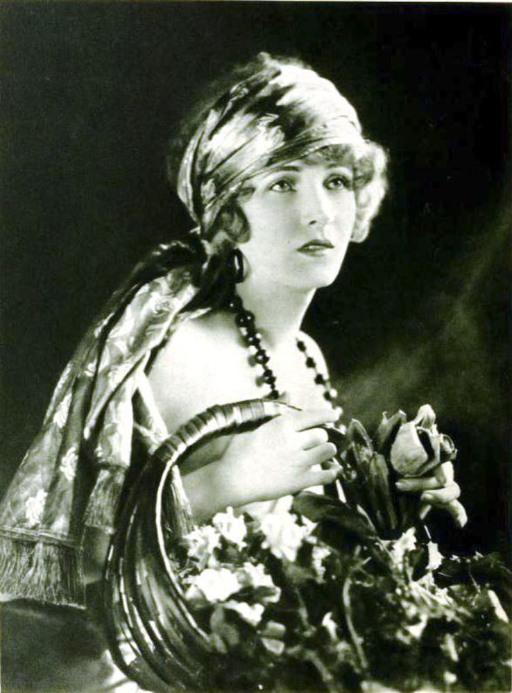 Sin palabras vanas: las actrices más bellas del cine mudo