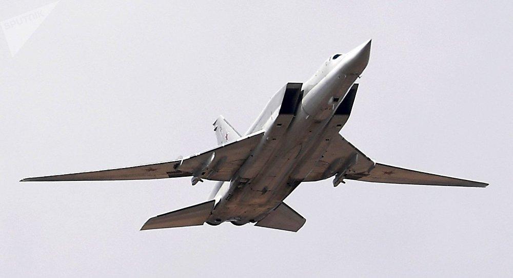 Bombardero ruso (archivo)
